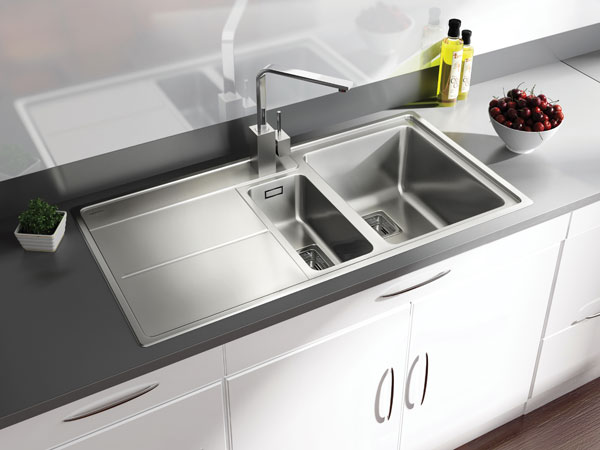 Sinks Uk : Granite sinks offer a tough alternative to Stainless Steel and come in ...