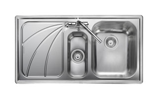 Rangemaster Chicago kitchen sink