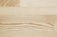 Light Ash solid wood kitchen worktop