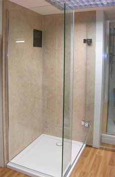 Mitchells Supply Aquamura Shower Panels Southampton Hampshire 023 8077 1004