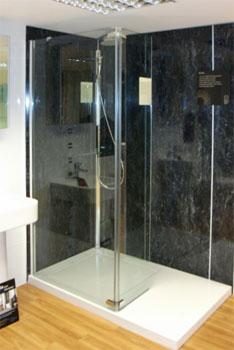 Mitchells Supply Aquamura Shower Panels Southampton