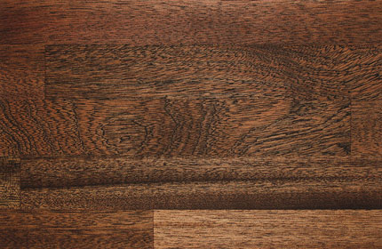Sipo solid wood kitchen worktop