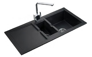 Rangemaster Cubix kitchen sink