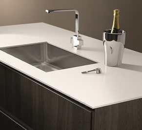 evolve undermounted sink