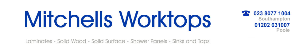 Logo for Mitchells Kitchen Worktops Southampton Hampshire