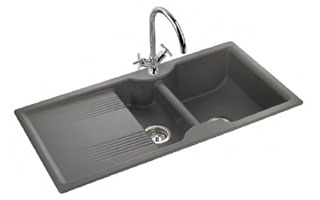 Rangemaster Lunar kitchen sink