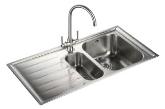 Manhatten kitchen sink