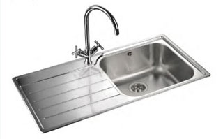 Rangemaster Oakland kitchen sink
