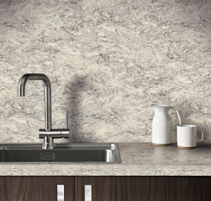 Options Pescara laminate kitchen worktop