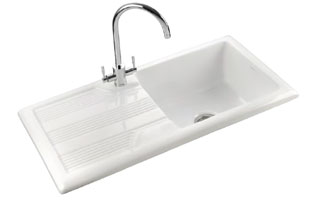 Rangemaster Portland kitchen sink
