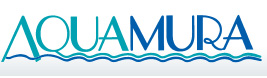 Aquamura shower panels logo