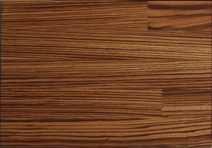 zebrano solid wood kitchen worktop